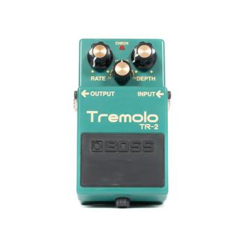 Boss TR-2 Tremolo Pedal (USED) x4539