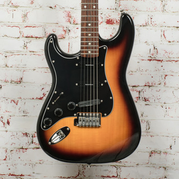 Magnum Partscaster Left-Handed Electric Guitar Sunburst x1378 (USED)