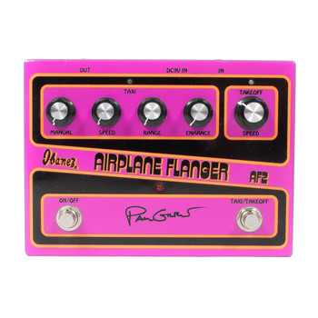 Ibanez AF2 Paul Gilbert Airplane Flanger Pedal (USED) x0005