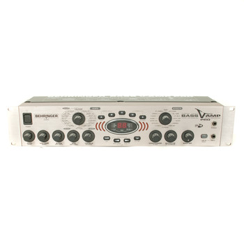 Behringer Bass V-Amp Pro Amp Modeling and Effects Processing Rackmount (USED) x6155
