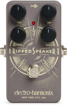 Electro-Harmonix Ripped Speaker Fuzz Pedal