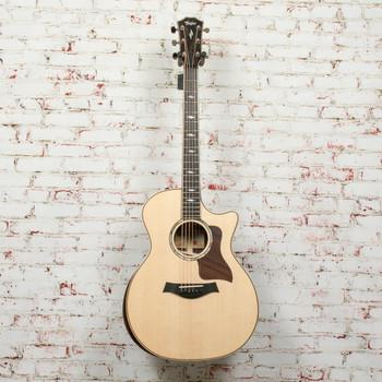 Taylor 814ce Grand Auditorium Acoustic Electric Guitar Natural x1045
