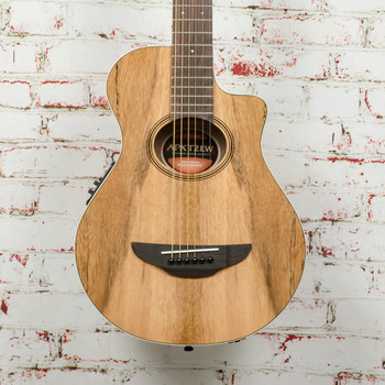 Yamaha APX Thinline 3/4 Acoustic/Electric Guitar Natural x7337