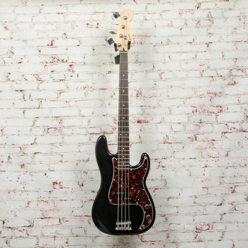 Squier Affinity Precision Bass Electric Bass Black x1590 (USED)