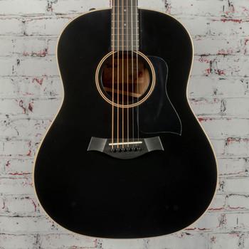 Taylor AD17e Acoustic/Electric Guitar Blacktop x1151