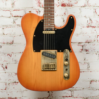 Levinson Blade MIJ T-Style Electric Guitar Amber Sunburst (USED) x2319