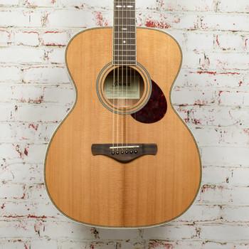 Ibanez AVM10 Artwood Vintage Acoustic Guitar Natural (USED) x6967