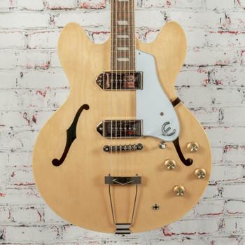 Epiphone Casino Electric Guitar - Natural x1339