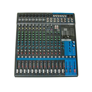 Yamaha MG16XU 16ch Channel Mixer (USED) x1015