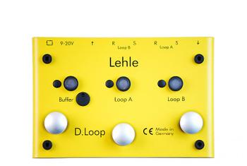 Lehle D.Loop SGoS Footswitch