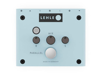 Lehle Parallel SW II True Bypass Looper and Stereo Mixer