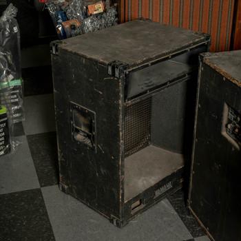 "Yamaha S4115H II 2-Way 15"" PA Speaker x5542 (USED)"