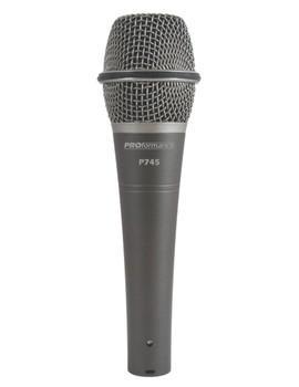 CAD P745 PROformance Supercardioid Dynamic Vocal Microphone (USED)