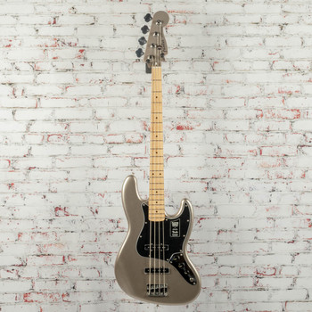 Fender 75th Anniversary Jazz Bass®, Maple Fingerboard, Diamond Anniversary x0744