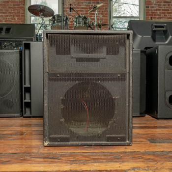Empty Speaker Cabinet (USED) xTYCAB