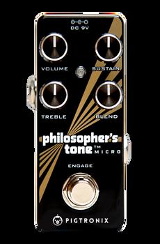 Pigtronix PTM Philosopher's Tone Micro Compressor