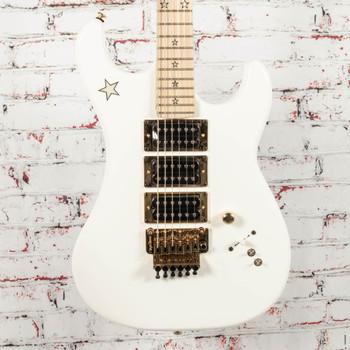 Kramer Jersey Star Electric Guitar Alpine White x3601