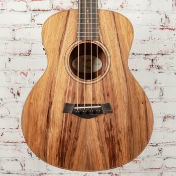 Taylor GS Mini-E Koa Acoustic Electric Bass Natural Koa x1197