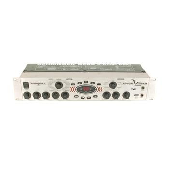 Behringer Bass V Amp Bass Multi-Effect and Amp Modeling Processor Rackmount (USED) x1155