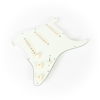 GFS Loaded Strat Pickguard (USED) x1370