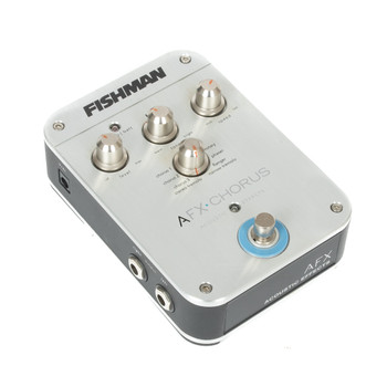 Fishman AFX Acoustic Chorus Pedal (USED) x78RE