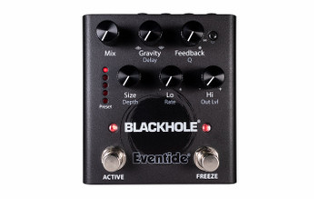 Eventide Blackhole Otherwordly Reverb Pedal