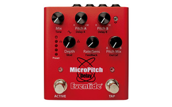 Eventide MicroPitch Delay Pedal