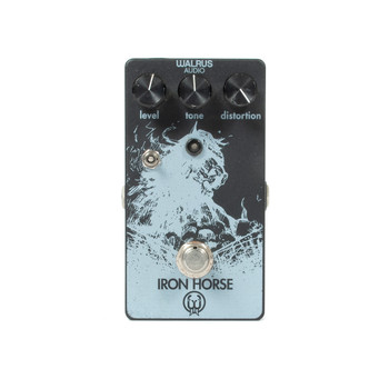 Walrus Audio Iron Horse Distortion Pedal (USED) x1426