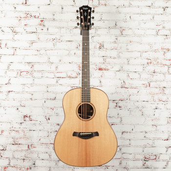 Taylor 717 Grand Pacific Builder's Edition with V-Class Bracing - Natural x1104