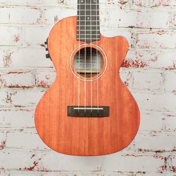 Gretsch G9121 Tenor Ace Acoustic/Electric Ukulele Honey Mahogany Stain x6145