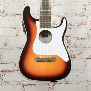 Fender Fullerton Strat Uke Sunburst (DEMO) x1480