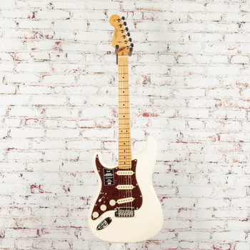 Fender American Professional II Stratocaster Left-Handed Electric Guitar Olympic White x5522