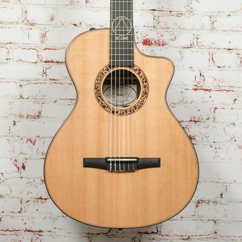 Taylor JMSM Jason Mraz Signature Model Grand Concert Acoustic-Electric Guitar Natural x1081