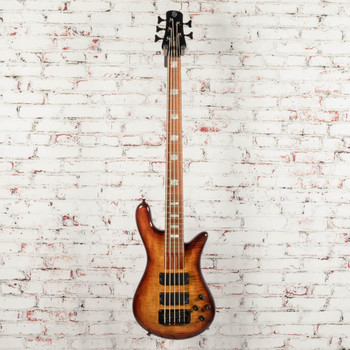 Spector EuroBolt 5 5-String Electric Bass - Tobacco Sunburst Gloss x7342