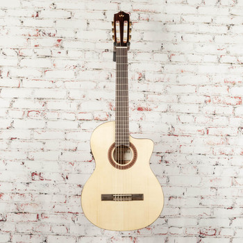 Cordoba C5-CET Limited Edition Classical Acoustic Guitar Natural Spalted Maple x1783