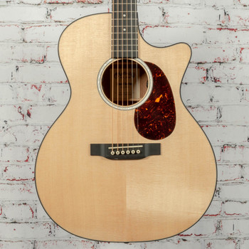 Martin GPC-11E Road Series Acoustic Electric Guitar - Natural x6817