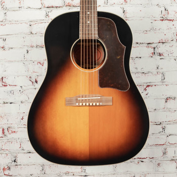 Epiphone Inspired By Gibson J-45 Aged Vintage Sunburst Gloss Acoustic Guitar x6278