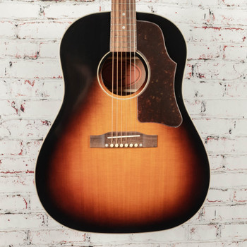 Epiphone Inspired By Gibson J-45 Aged Vintage Sunburst Gloss Acoustic Guitar x4408