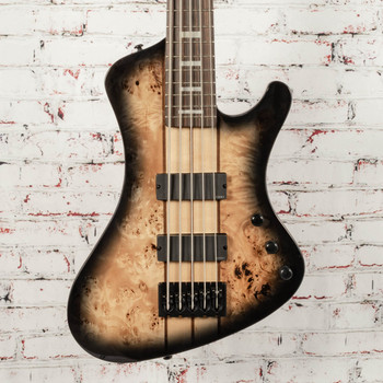 LTD Stream-1005 5-String Bass Black Natural Burst x0027