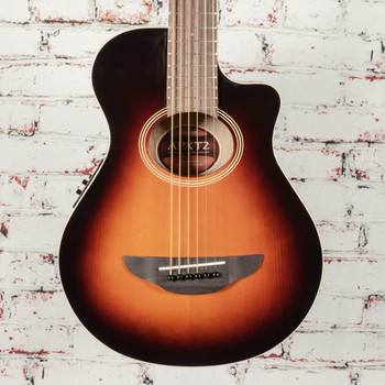 Yamaha APXT2 3/4 Acoustic/Electric Guitar Old Violin Sunburst x7079
