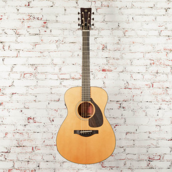 Yamaha Red Label Reissue FSX5 Acoustic/Electric Guitar Natural MIJ x361a