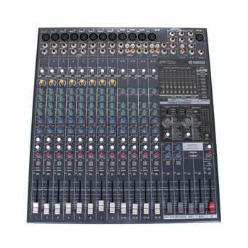 Yamaha EMX5016CF 16-Channel Powered Mixer (USED) x1001