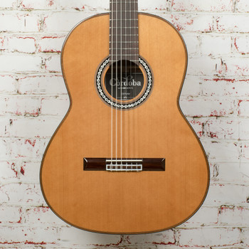 Cordoba C9 Parlor Classical Acoustic Guitar Natural x1387
