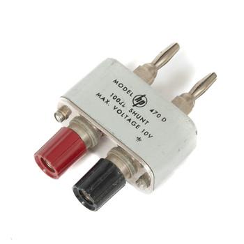 HP 100 ohm Shunt / 10v (USED) x9921