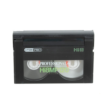 HI-8 Tape (USED) x1596