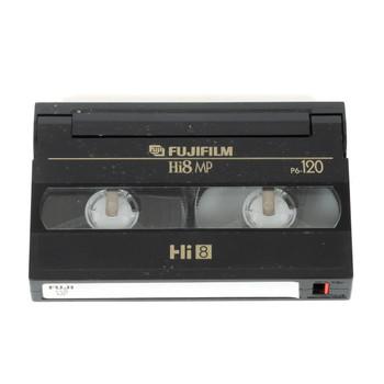 HI-8 Tape (USED) x1599