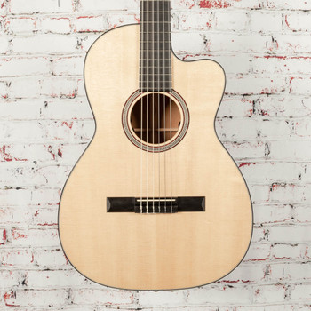 Martin 000C12-16E Nylon Cutaway Acoustic-Electric Guitar Natural x7462