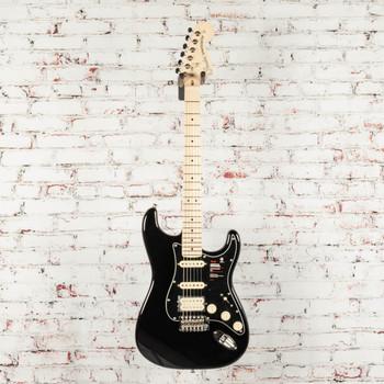 Fender American Performer Stratocaster® HSS, Maple Fingerboard, Black x2446