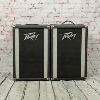 Peavey 110PT 16ohm PA Speakers Pair x1941 (USED)