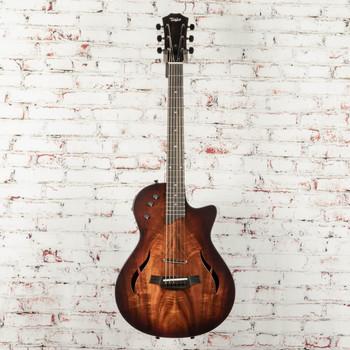 Taylor T5z Classic Hybrid Acoustic/Electric Guitar Koa Natural x1186
